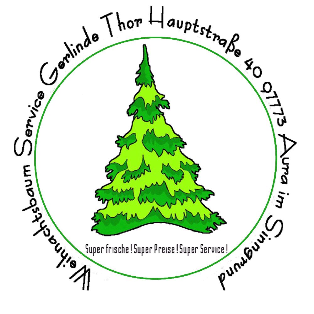 Weihnachtsbaum Service.Weihnachtsbaumservice Aura